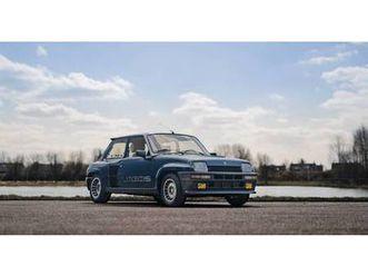 renault r 5 turbo 2 evolution