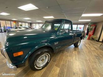 chevrolet c10 series de 1970 - taxes et transport inclus