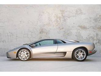 2001 lamborghini diablo for sale