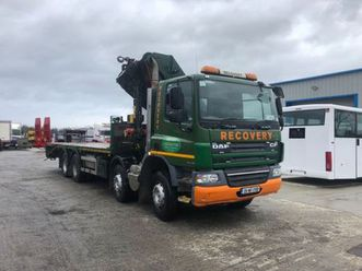 daf , 2009 for sale in longford for €50,000 on donedeal