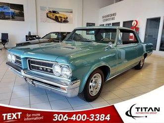 1964 pontiac gto | cars & trucks | regina | kijiji