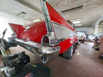 1957 chevrolet bel air 2dr ht coupe