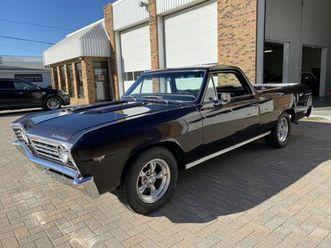 1967 chevrolet el camino | classic cars | london | kijiji