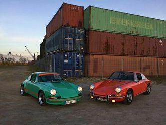 porsche porsche 912 coupé