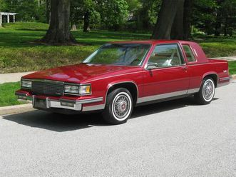 for-sale-at-auction-1987-cadillac-deville-in-carlisle-pennsylvania