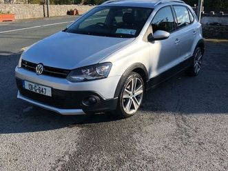 2013 vw polo cross 1.2 tdi 75 bhp 5 dr hatch for sale in galway for €7,950 on donedeal