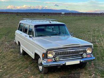 jeep wagoneer v8-360