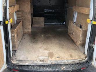 ford custom 125ch