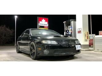 2005-pontiac-gto-ls2-manual-cars-trucks-cambridge-kijiji