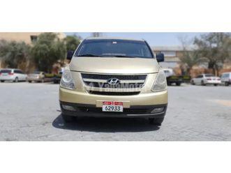 used hyundai h1 9-seater wagon a/t high 2012
