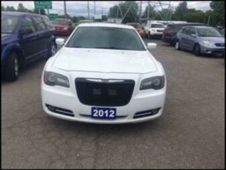 2012-chrysler-300-s-cars-trucks-oshawa-durham-region-kijiji