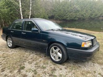 volvo 850 turbo rare find! | classic cars | city of toronto | kijiji