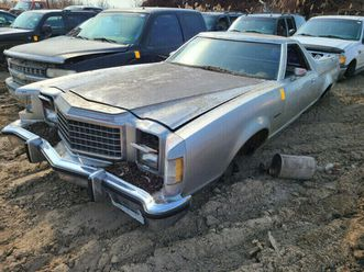 1978 ranchero just in for parts at u-pick auto parts | classic cars | st. catharines | kij