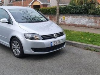 vw-golf-plus-tl-1-6tdi-bm-105-hp-for-sale-in-dublin-for-eur5999-on-donedeal