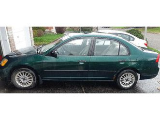 2001-honda-civic-sedan-4-doors-151-576-km-cars-trucks-gatineau-kijiji