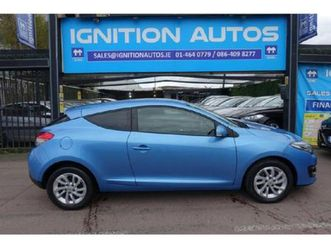 renault-megane-coupe-dynamique-low-miles-financ-for-sale-in-dublin-for-eur8-995-on-donedeal