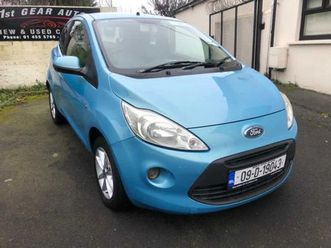 2009 ford ka 1.2 style 3dr for sale in dublin for €2,495 on donedeal