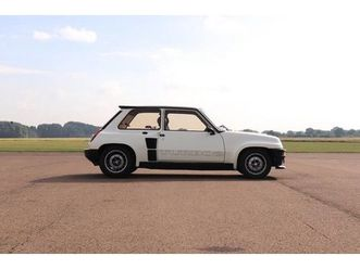 1982 renault r5 turbo 2 for sale