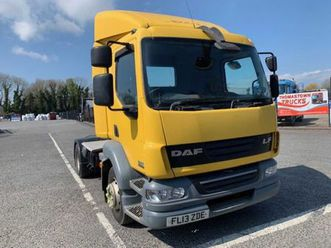 2013 daf lf55.250 4x2 e5 urban t/unit for sale in louth for €1 on donedeal