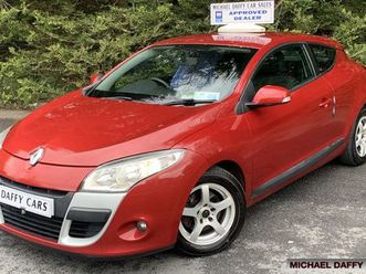 renault megane, 2010 for sale in kerry for €3,995 on donedeal