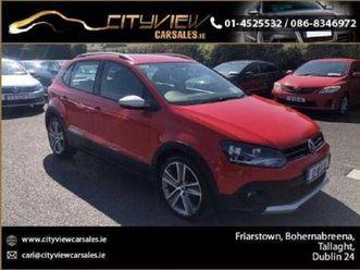 volkswagen polo cross 1.2 tdi 5dr//2 keys//servic for sale in dublin for €6,950 on donedea