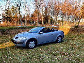 renault megane cc cabrio 1.9 dci karman kabriolet