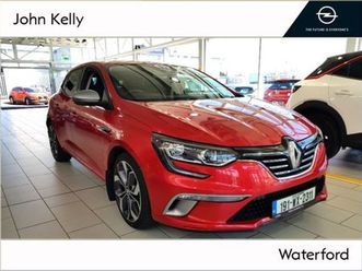 renault megane gt line tce 140 gpf my1 for sale in waterford for €19,995 on donedeal