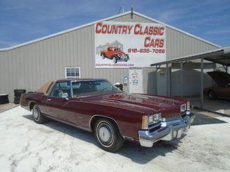 1976 oldsmobile toronado for sale