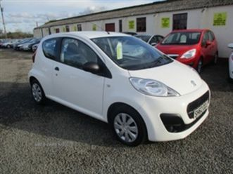 used-2012-peugeot-107-access-1-0-free-tax-hatchback-54-000-miles-in-white-for-sale