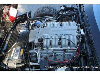 1993 chevrolet corvette zr-1 40th anniversary
