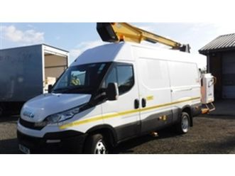 used 2016 iveco daily 50c15 not specified 54,801 miles in white for sale | carsite