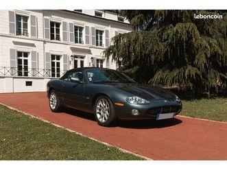 jaguar xkr 4.0 supercharged convertible - excellent état - expertisée