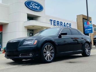 2012-chrysler-300-300s-3-6l-v6-low-km's-navigation-panoramic-roof-leather-heat