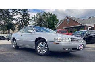 silver color 2000 cadillac eldorado esc for sale in swedesboro, nj 08085. vin is 1g6el12y5