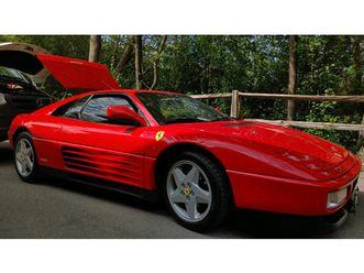 1992 ferrari 348tb rosso corsa   classic cars   city of toronto   kijiji