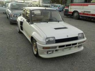 turbo 2 * only 6501 miles * high grade 4 car