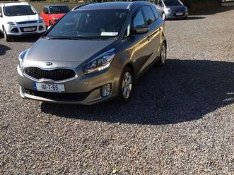 kia carens ex pe 5dr for sale in tipperary for €16,250 on donedeal
