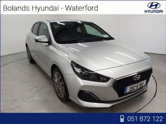 hyundai i30 fastback t-gdi 5dr from 77 per week for sale in waterford for €22,975 on doned