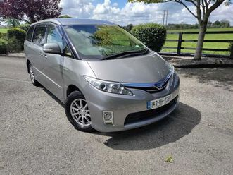2014-toyota-estima-hybrid-7-seater-for-sale-in-meath-for-gbp24-950-on-donedeal