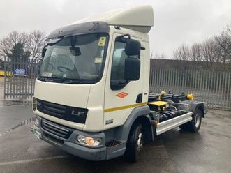 daf lf 45 2013 12 ton new hookloader for sale in down for €1 on donedeal