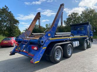 2013 8x4 skip loader equipment for sale in armagh for €1 on donedeal