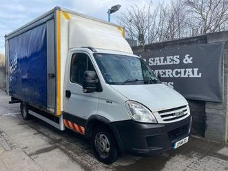 iveco daily, 2009 curtain side doe 03/22 for sale in dublin for €5,950 on donedeal