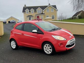 2009-ford-ka-zetec-tdci-mot-2021-full-leather-for-sale-in-derry-for-gbp1-750-on-donedeal