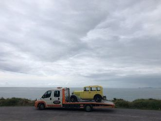car transport vintage classic all ireland recovery for sale in cork for €12,345 on donedea