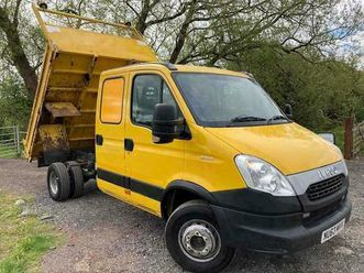 2013-iveco-daily-65c17-3-0-ltr-170-bhp-lwb-tipper-chassis-cab-diesel-manual