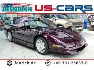 corvette c4 cabrio lt1 5,7v8 top zustand erster hand!!!