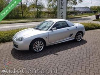 1.8 tf 135 aniverserie 80 jaar mg limited edition