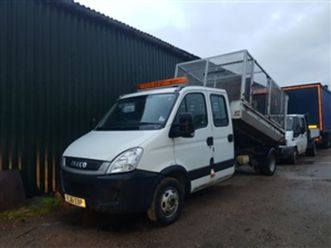 used 2011 iveco daily 50c14d not specified 122,000 miles in white for sale   carsite