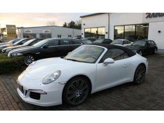 911 carrera cabriolet 3.4i 350 pdk