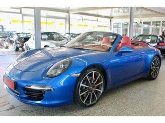 911 carrera s cabriolet 3.8i 400 pdk